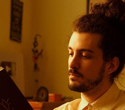 Pedro Salomão cria músicas que são pura poesia