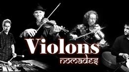 Violons Nomades : Tournée en Europe de septembre à novembre 2019 et tournée en Inde en janvier 2020