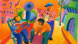 Musique des îles et du Soleil : Muséol et Zwazo