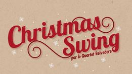 Christmas Swing de Belvédère et Tour de contes et Boules de Neige en tournée