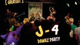 Dawaz Party avec Zaraf Guili - Wazemmes l'accordeon