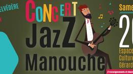 Belvédère en Quartet et en Quintet à Wasquehal ce 6 février !