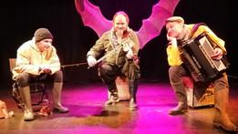 Nouvelle créa : Pêcheurs d'Histoires - Conte musical jeune public