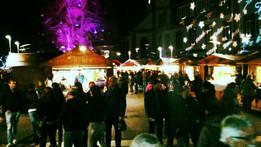 """""""Christmas Swing"""" - Le Quartet Belvédère en tournée du Nord à l'Alsace !"""