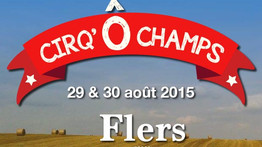Asa-I-Viata au festival Cirq'ô Champs à Flers (80)