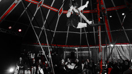 "Asa I Viata - Cabaret cirque - ""Ch'mins de traverses"""