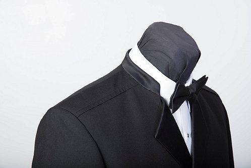 XS Mandarin collar tuxedo