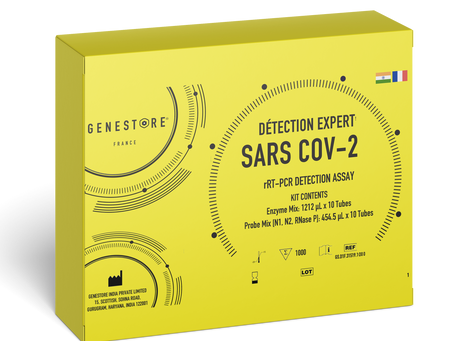 What is GeneStore France's COVID RT PCR Kit all about and what makes it so special?