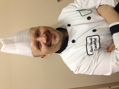 Chef Slavo Grunwald Kelowna BC