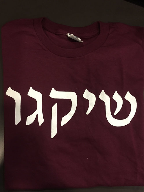 UChicago Hillel T-Shirt