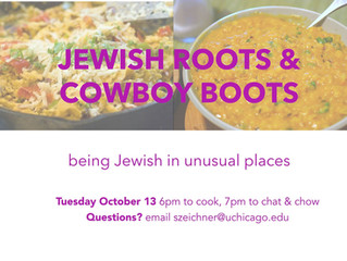 Jewish Roots and Cowboy Boots: Being Jewish in Unusual Places