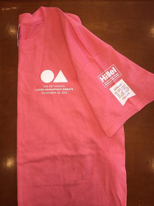 Latke-Hamantash Debate T-Shirt