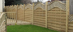 Bespoke Fence panels fencing contractor services