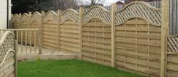 bespoke decorative fencing services