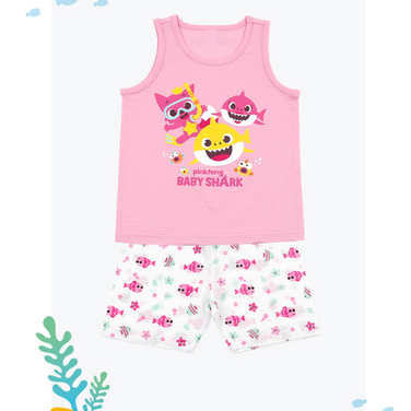 Summer Pajama Set