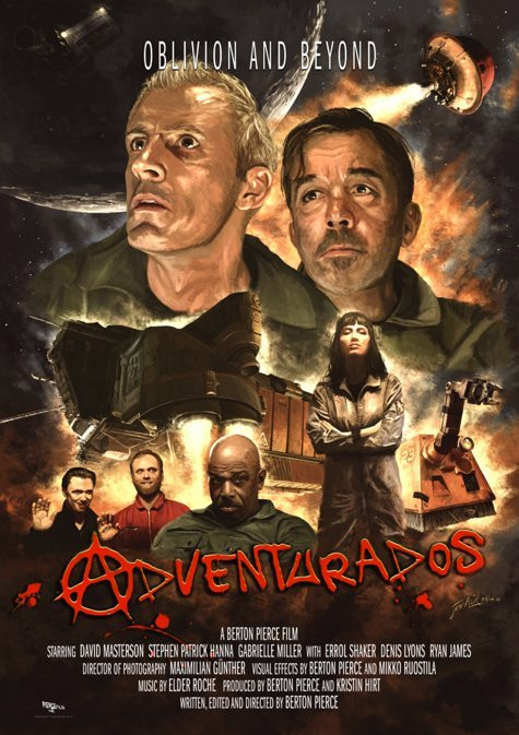 Adventurados  - Directed by Berton Pierce
