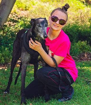 GreyhoundAdoptionWA_BirthdayBash_Brenda