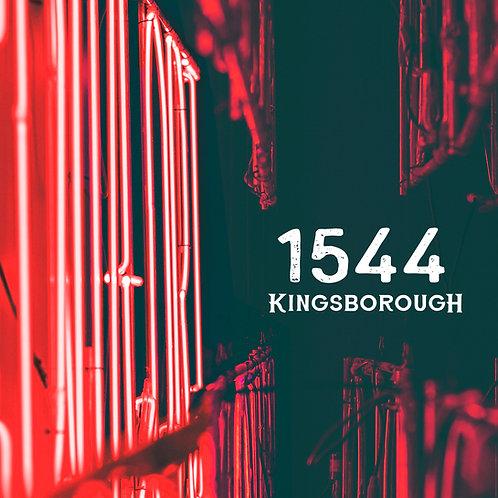 """kingsborough """"1544"""" cd"""