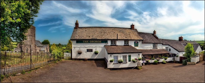 The George Inn & Carpark