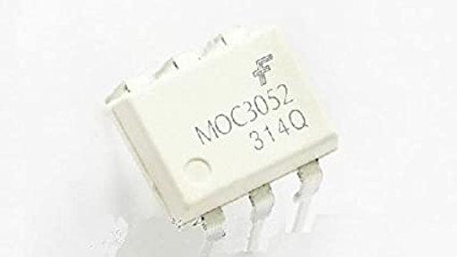 MOC3052 DIP OPTO