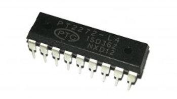 PT2272 decodificador de control remoto