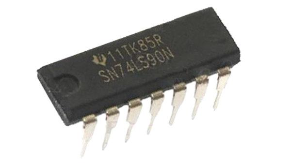 74LS90