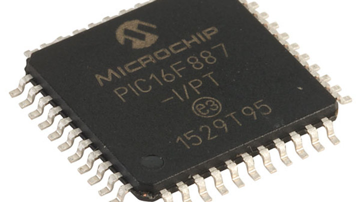 PIC16F887A SMD