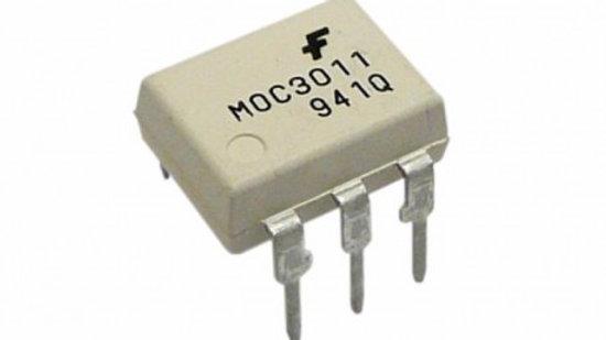 MOC3011 DIP OPTO