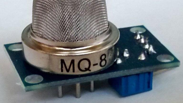 SENSOR GAS MQ8,HIDROGENO