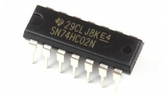 74HC02
