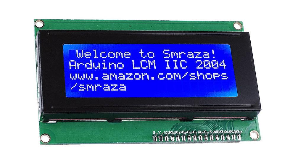 DISPLAY LCD 2004 I2C