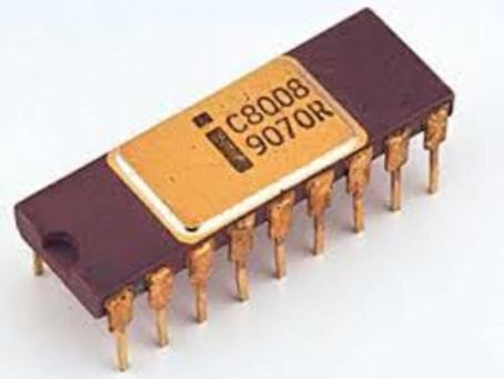 Historia de los microcontroladores