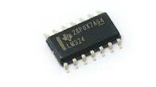 LM324 SMD OPAM
