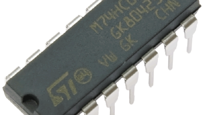 74HC03