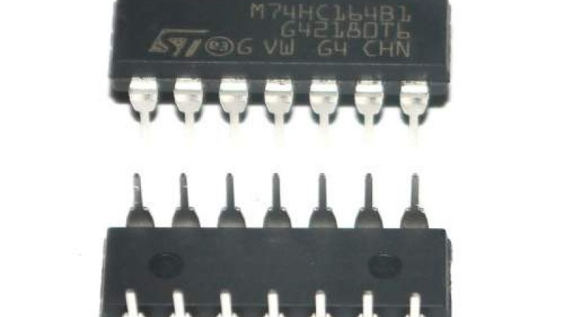 74HC164D