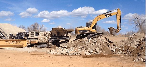 D&L Construction Cortez CO Asphalt Recyc