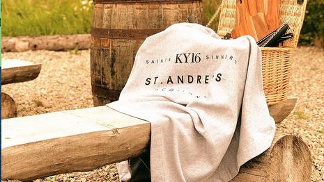 FS x St Andrews Blanket Co