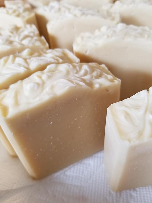 Goats Milk and Coconut Cream / 15 available  4-1