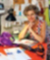 Costume-designer-Liz-Prince-in-her-studi