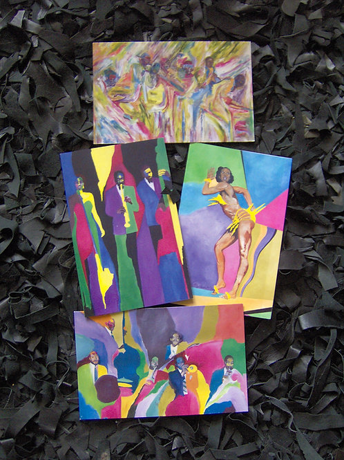 Aubrey C. Wyatt III (Skip) Edition boxed holiday cards