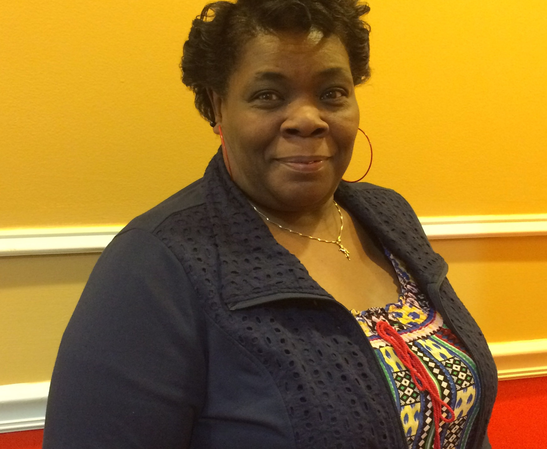 Celestine Johnson- VPM Baltimore