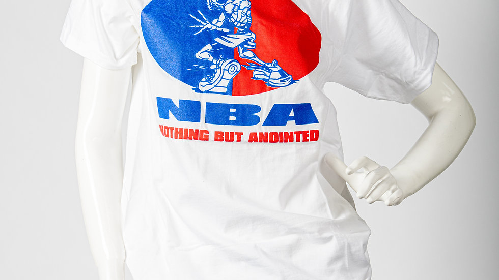 Nothing but Anointed Tee