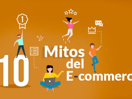 10 Mitos del ecommerce (Parte 1)