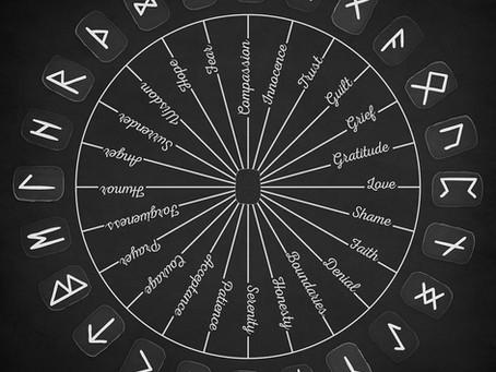 L'histoire des Runes Divinatoires