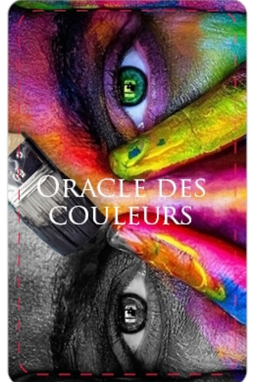 ORACLE DES COULEURS