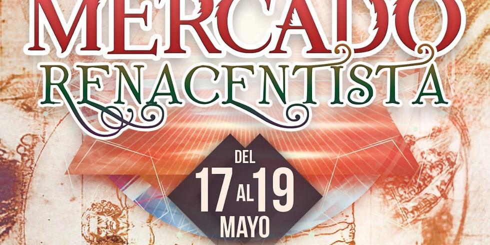 Mercado Renacentista de Parla 17-19 Mayo