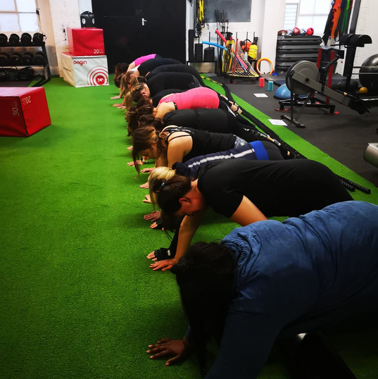 Womens Bootcamps