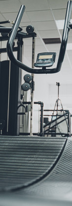 Curve treadmills/self powered