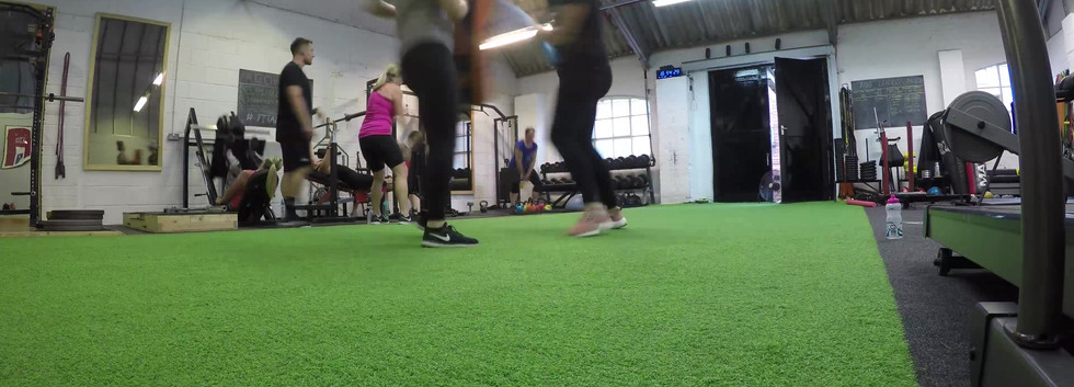 Ladies Bootcamp preview