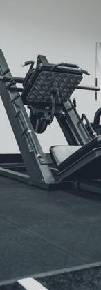 Leg Press/Hack Squat Combo